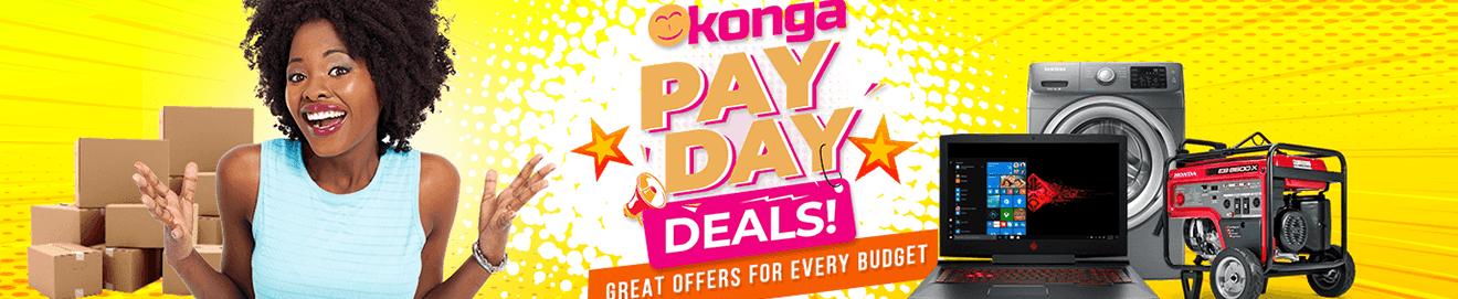 Amazing deals on konga