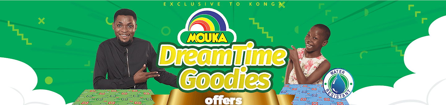 Mouka Dream Time Goodies