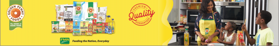 Oni Omobolaji - Golden Penny Foods Authorized Dealer.