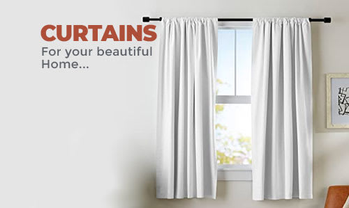 Curtains & Blinds.