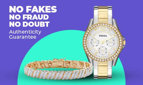 Jewelry & Watches.