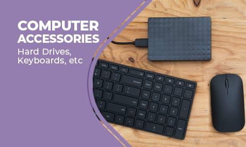 Computer Accessories.
