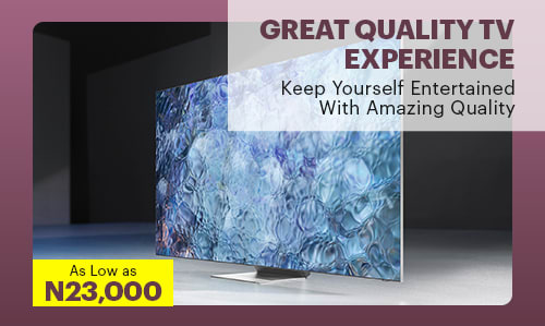 TOP DEALS ON TELEVISIONS.