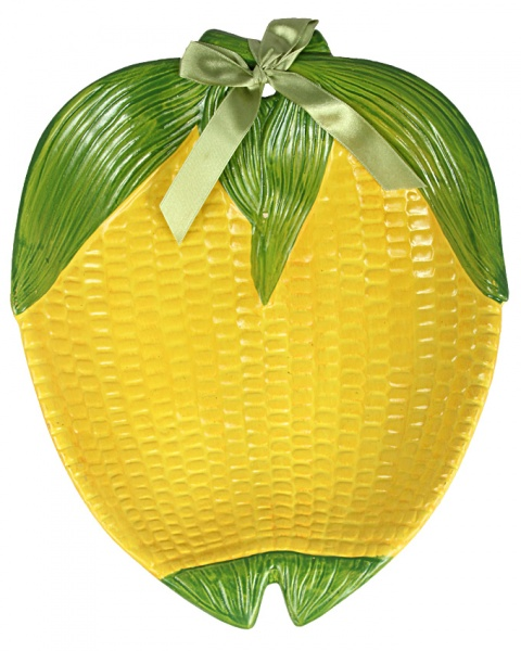 12 inches Pineapple Shaped Plate