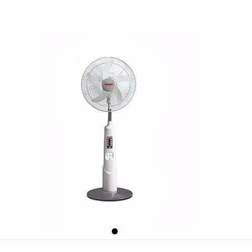 18 Rechargeable Fan - Qrf5918 H Without Remote