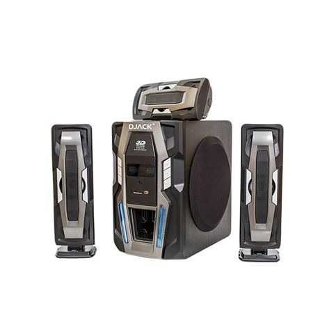 3.1 Heavy Duty Bluetooth Sub Woofer System - DJ-E3L