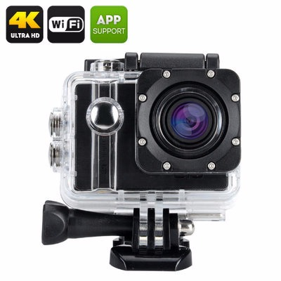4K Action Camera - Water Resistant