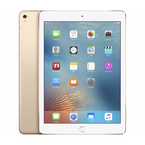 9.7-Inch iPad Pro with WiFi + Cellular - 32GB - Gold