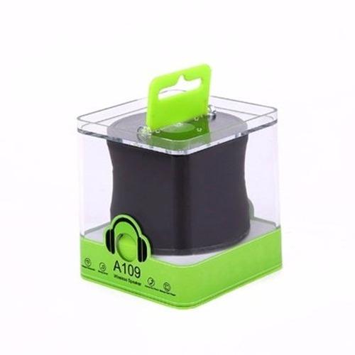 A2 IPX6 Level Waterproof Bluetooth Speaker - Black
