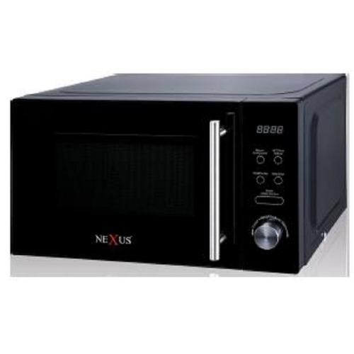 Nx-9203 Black – Nexus 20l With Grill Microwave