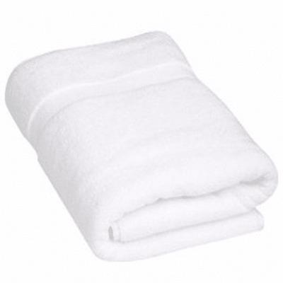 Royal Large Towel - White