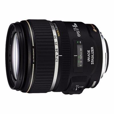 EF-S 17-55mm f/2.8 IS USM Lens