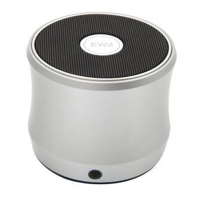 EWA A2 IPX6 Level Waterproof Bluetooth Speaker - Silver