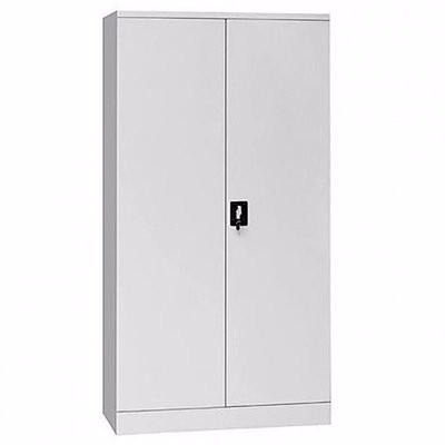 FC-A18 - 2-Door Metal Filing Cabinet - Grey