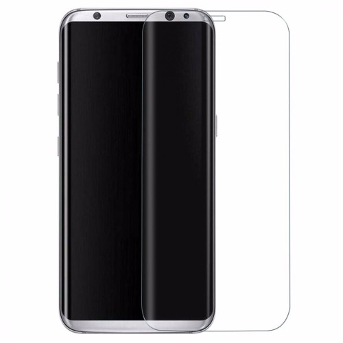HD Tempered Glass Screen Protector For Samsung Galaxy S8 - Plain