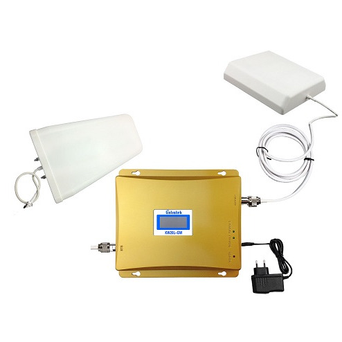 Mobile Signal Booster In Delhi - 2G 3G 4G Gsm Mobile Network Booster