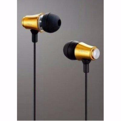Infinix Smart In Ear Headphone - Gold