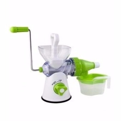 Manual Juicer with Collection Bowl