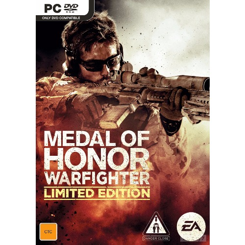 Medal Of Honor- Warfighter PC Game
