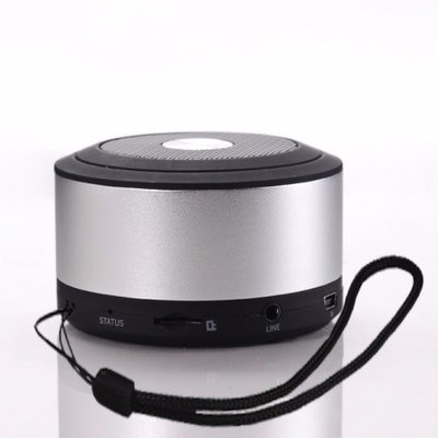 My Vision Wireless Portable MP3 Player & Speaker