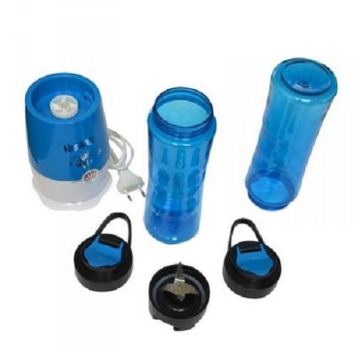 Shake and Take Mini Blender With 2Bottles-Blue