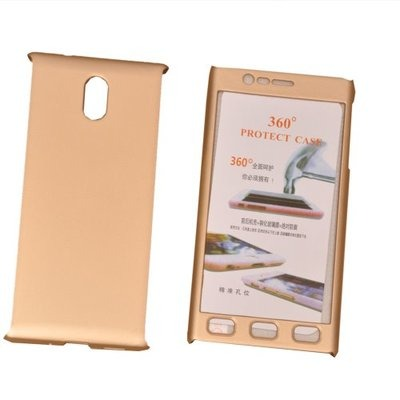 360 Degree Protection Case for Tecno Y2 Gold