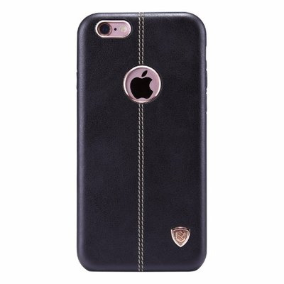 Nillkin Englon Leather Back Case for iPhone 7+ - Black