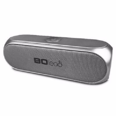 Bolead Portable Bluetooth Mp3 Subwoofer Speaker - Grey