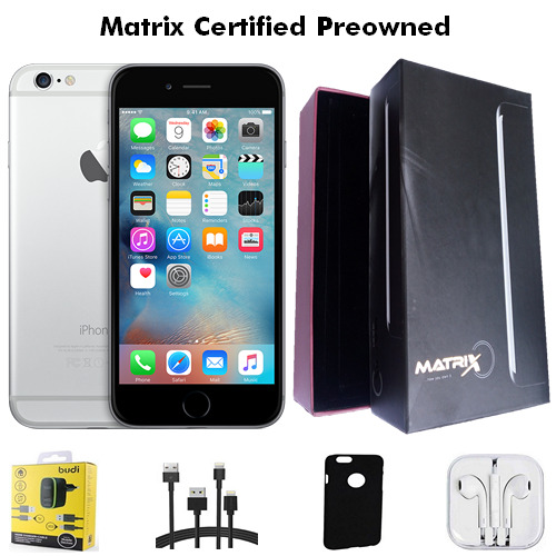 iPhone 6 128GB (Certified Preowned)