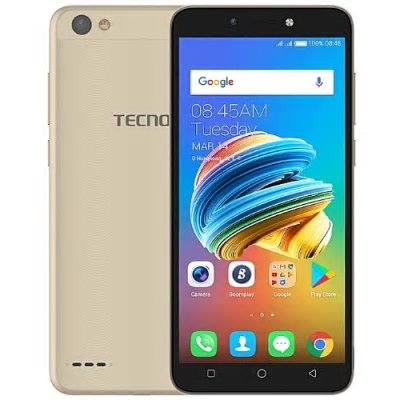 Tecno F3 Pop1 - 5.5-inch - 1 Gb, 8gb Rom - Android 7.0 Smartphone -