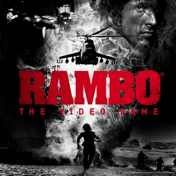 RAMBO The Video Game - PC Game