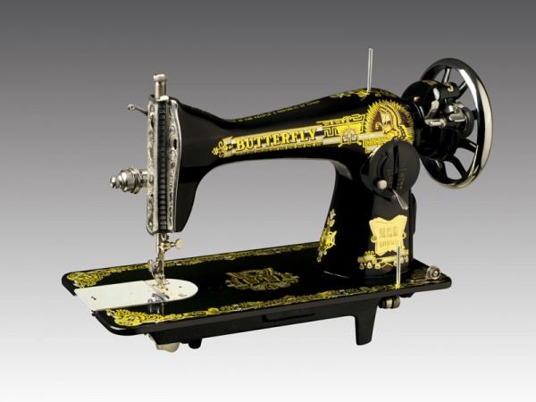 Sewing Machine Head Only - Black