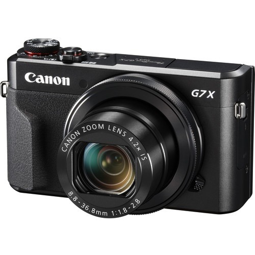 Canon G7 X Mark Ii Digital Camera