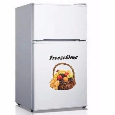 Table Top Double Door Refrigerator