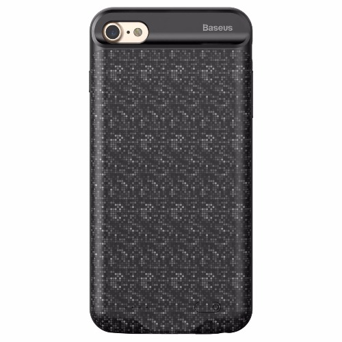 Ultra Slim Power Back up Case for iPhone 6 Plus & 6s Plus - Black