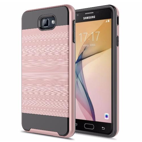 Verus Defender Back Case for Samsung Galaxy J5 Prime - Gold