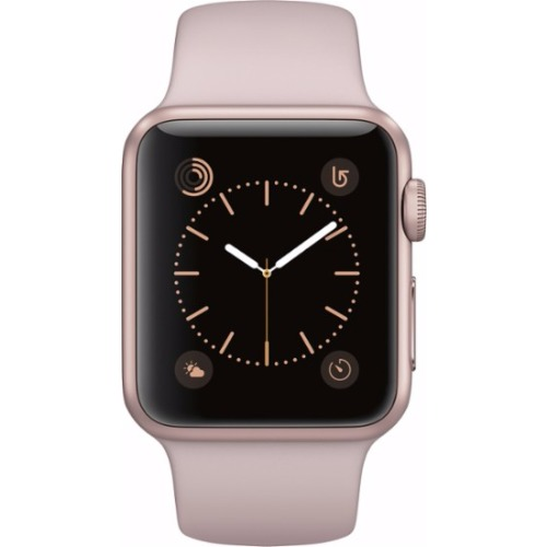 Watch Series 3 (GPS) -  42mm Gold Aluminum Case - Pink Sand Sport Band