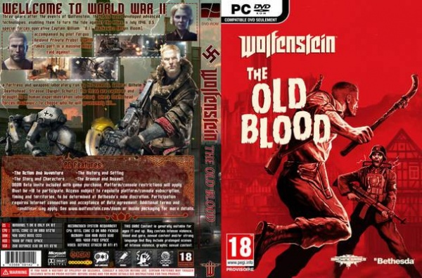 Wolfenstein: The Old Blood PC Game