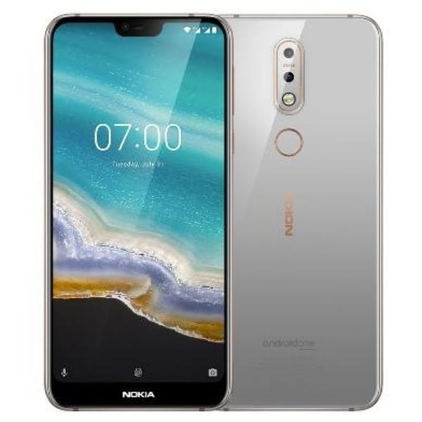 Nokia 7.1 Android Phone