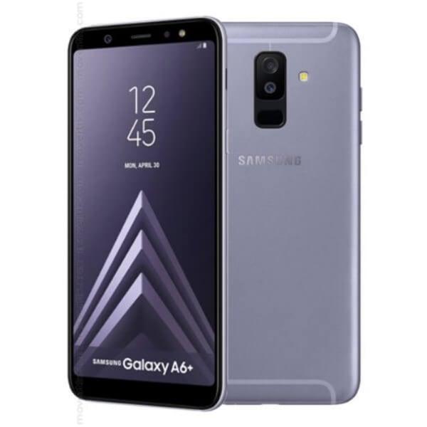 Samsung Galaxy A6+ - 2018-3GB RAM-32 ROM - Lavender
