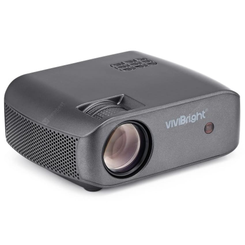 F10UP LCD Home Entertainment Video Projector With Android System