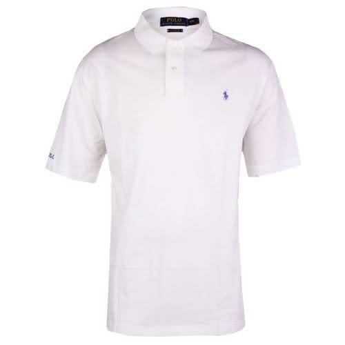 Top White Men's Polo Luxury Classic Fit Plain mnN80w