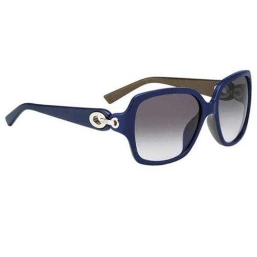 Blue Authentic Women's Women's Authentic Blue Sunglasses Sunglasses Blue Designer Designer Authentic Women's nOP0wk