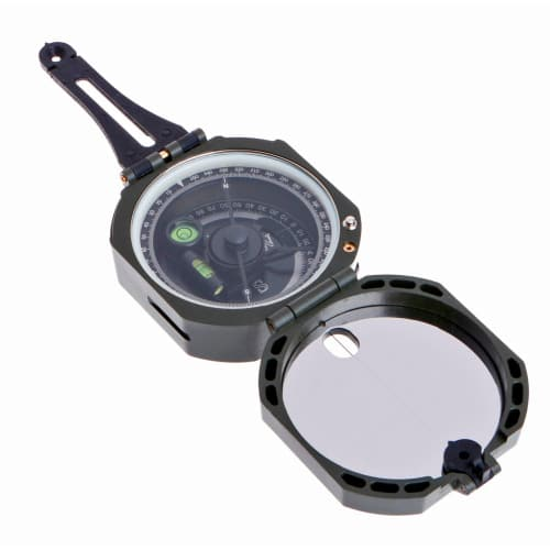 0-360 Degrees Hiking Gear GPS High Precision Magnetic Pocket Transit Geological Compass