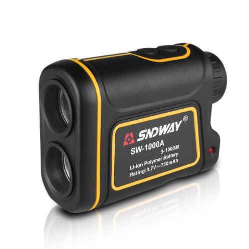 1000M Telescopic 8X Monocular Golf Sport Hunting Laser Rangefinder