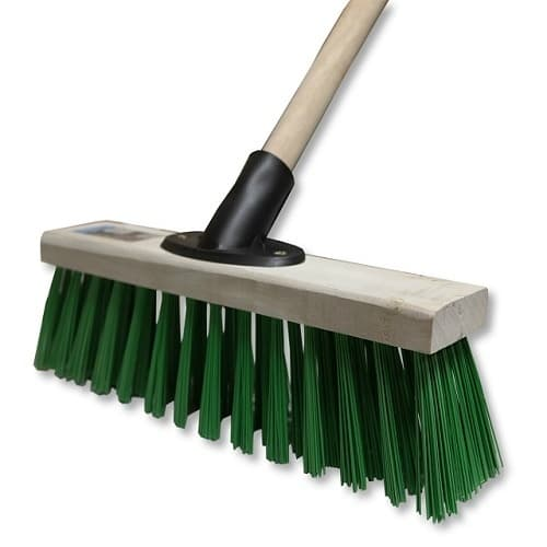 Soft Bristles Deluxe Floor Sweeping Brush | Konga Online