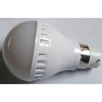 12V DC LED 5W Bulb - Pin Type - Pack Of 5