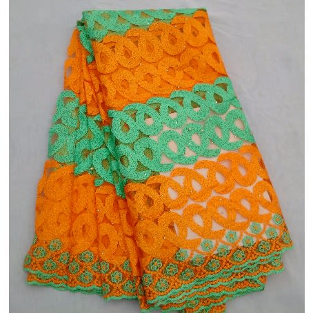 /2/-/2-Colour-Beaded-Sample-Lace---Orange-Mint-Green---4-Yards-5033323.jpg