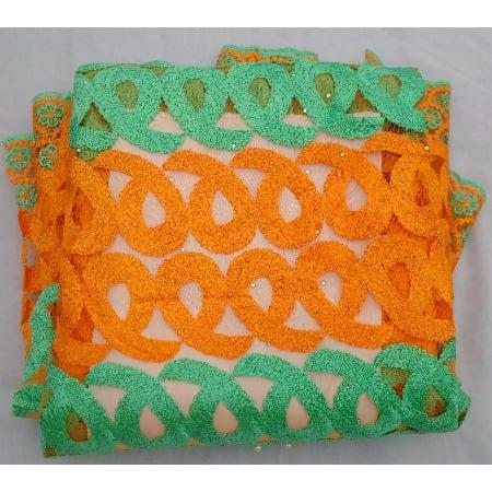 /2/-/2-Colour-Beaded-Sample-Lace---Orange-Mint-Green---4-Yards-5033324.jpg