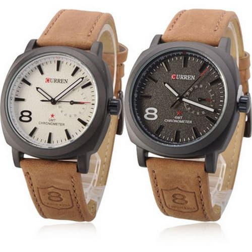 /2/-/2-in-1-Quartz-Unisex-Leather-Wristwatch-Brown-7484260_1.jpg
